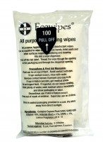 Toilet Seat Eco Wipes 100s