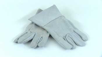 Chrome Leather Gloves 12s