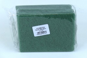 Scouring Pad Green 10s